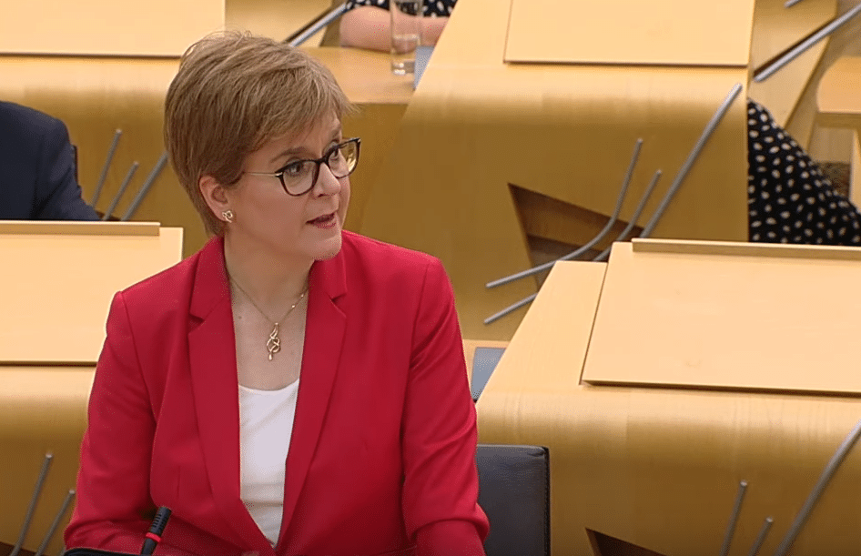 Gatherings Limited to Six People Per Household in Scotland