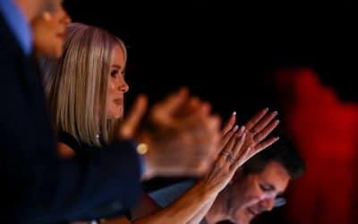 Ofcom receives 235 complaints over Amanda Holden's Britain's Got Talent outfit