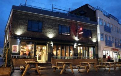 Revolution Bars to close six sites after curfew eats up a third of sales