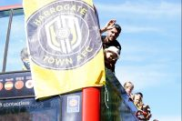 Skelmersdale United face trip to Harrogate in FA Cup first round