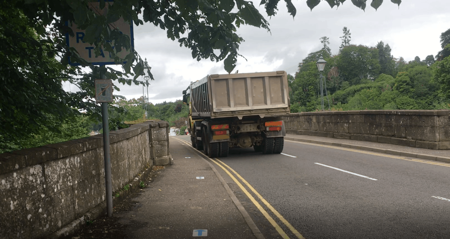 Dunkeld Community Council to Discuss Towns Traffic Saftey