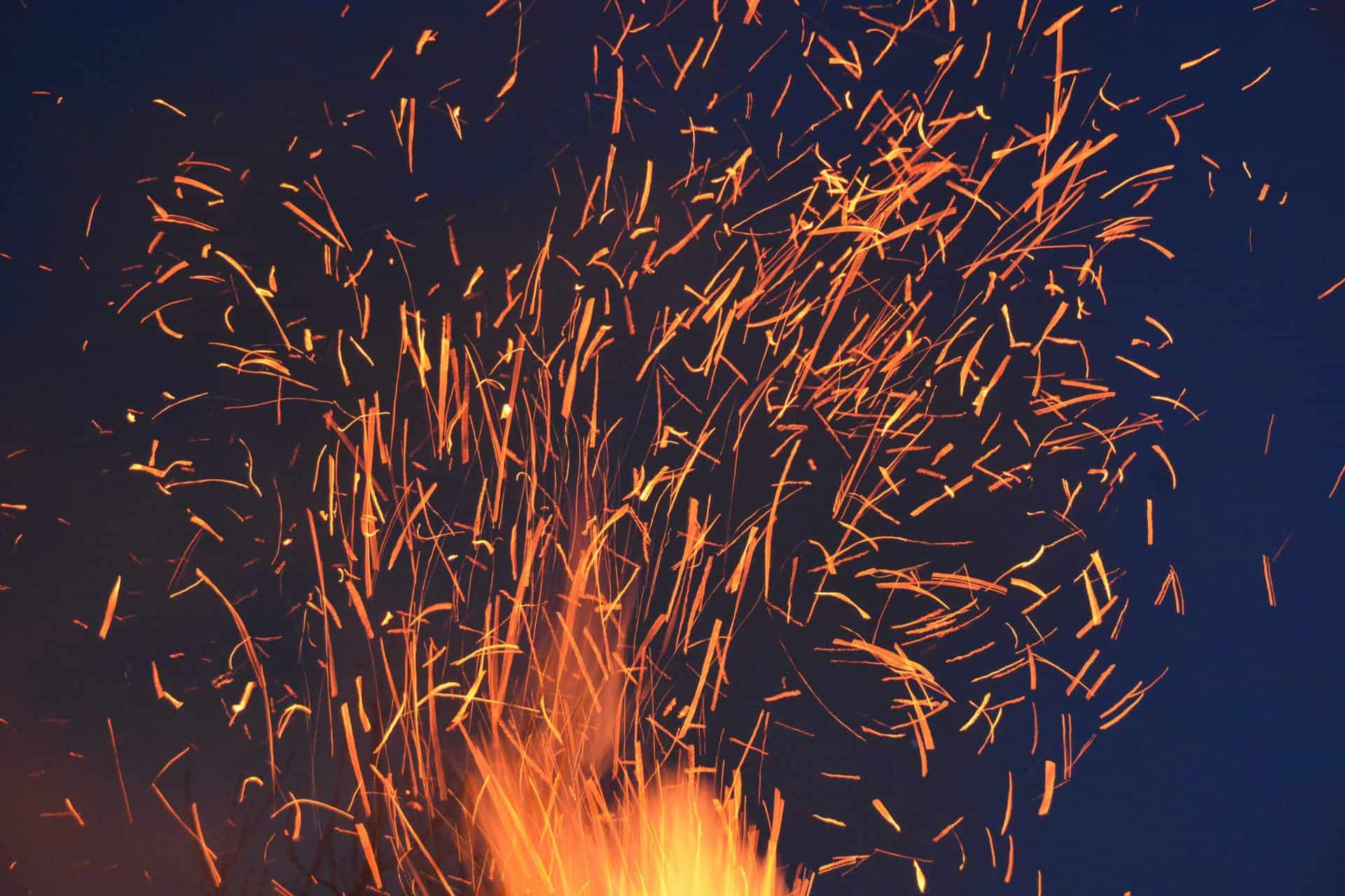 Local Fire Service Ask That People Keep to the COVID Rules this Bonfire Night