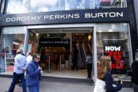 Boohoo in talks to buy Burton and Dorothy Perkins from Arcadia administrators