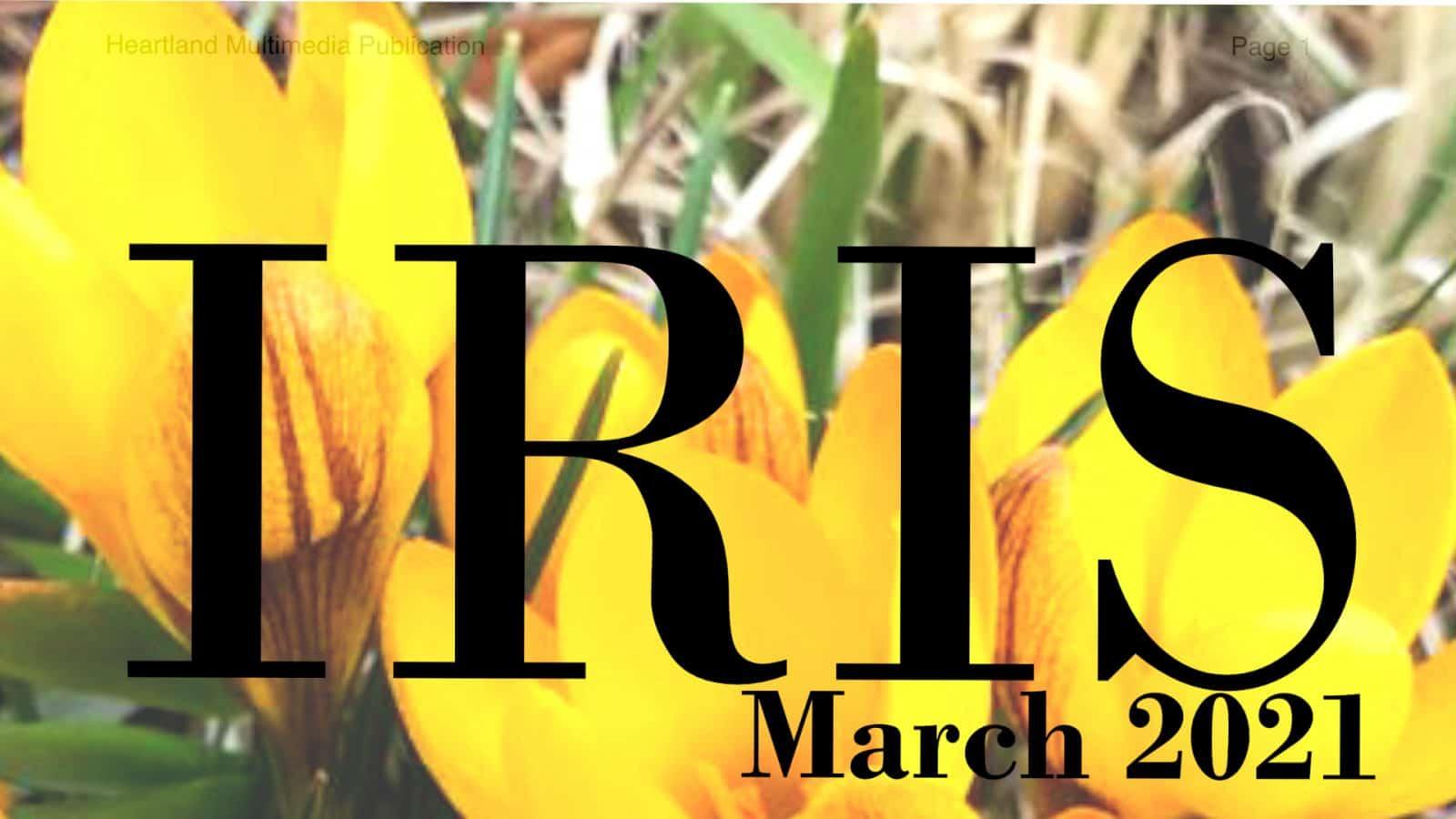 Iris - March 2021