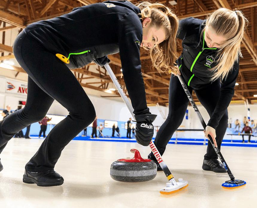 Scotland in LGT World Curling Championship