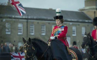 Royal drama The Crown 'deeply saddened' by death of Duke of Edinburgh