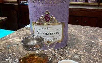 tea gardens of scotland