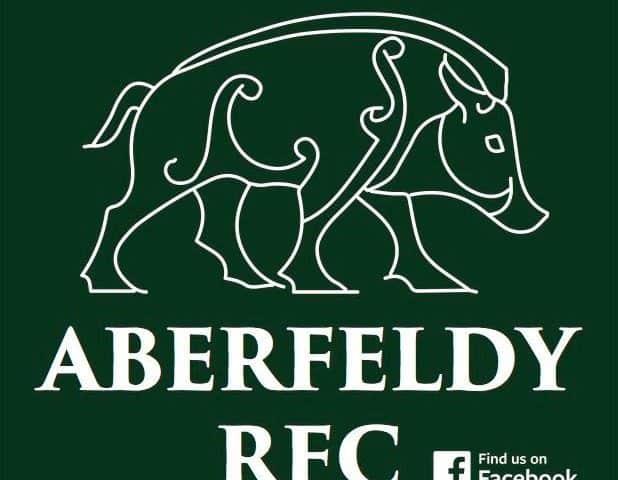 Aberfeldy RFC launch Youth Section