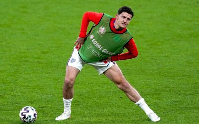 Harry Maguire pushing to return for England from six-week injury lay-off