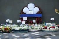 Bereaved families hail 'phenomenal' police memorial