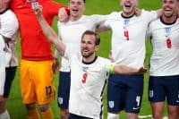 England fans roar around Wembley as Kane and co secure historic final spot