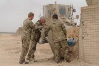 Johnson vows UK remains committed to Afghanistan as troops withdraw