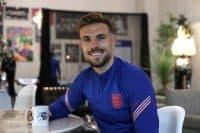 Non-binary England fan praises Jordan Henderson after support