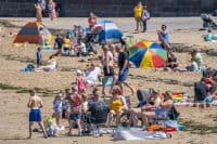 UK 'to hit 40C on regular basis even if global warming is limited to 1.5C'