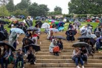 Weather threat to sports fans' plans with heavy rain set to batter UK