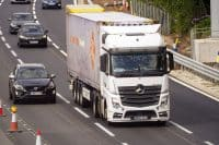 Government considers early review in bid to tackle HGV driver shortage