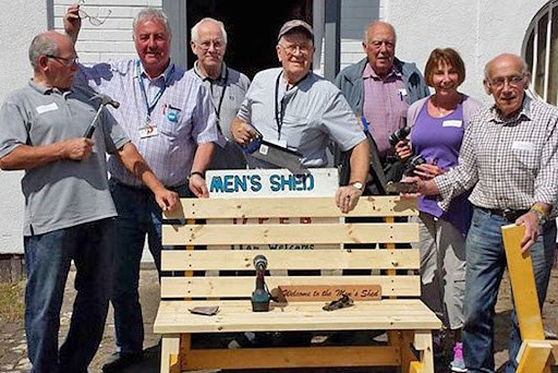 The Pitlochry and Moulin Men's Shed is Giving Men a Space to Socialise
