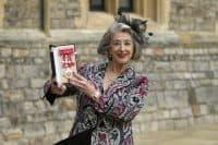Dame Maureen Lipman borrowed Corrie hat for big day at Windsor Castle