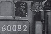 Plaque commemorates Britain's first black train driver